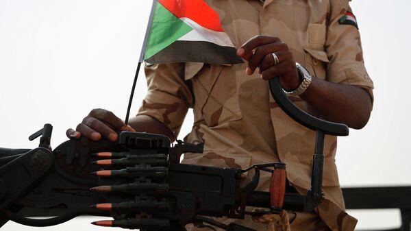 Армия Судана заявила о предотвращении попытки переворота в стране - Sputnik Беларусь
