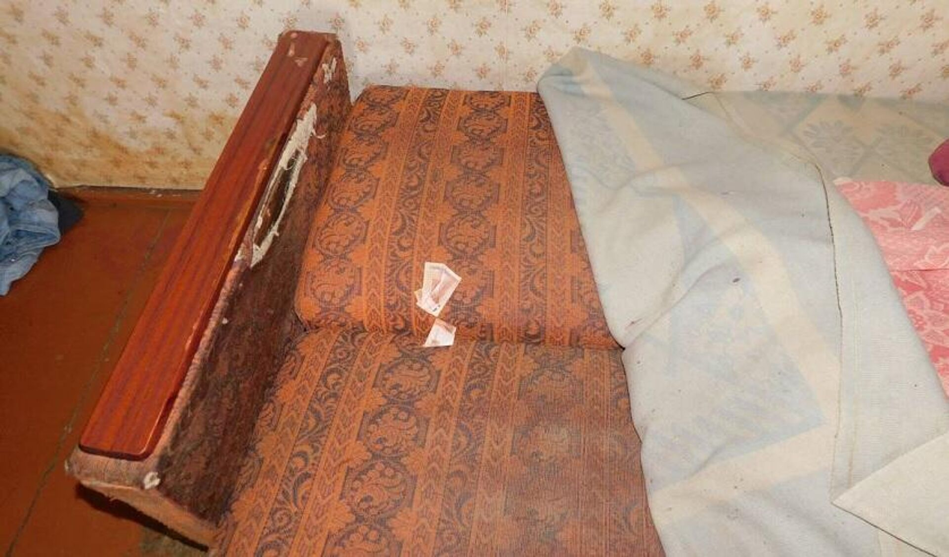 Мужчина убил мать за 10 рублей - Sputnik Беларусь, 1920, 21.09.2021