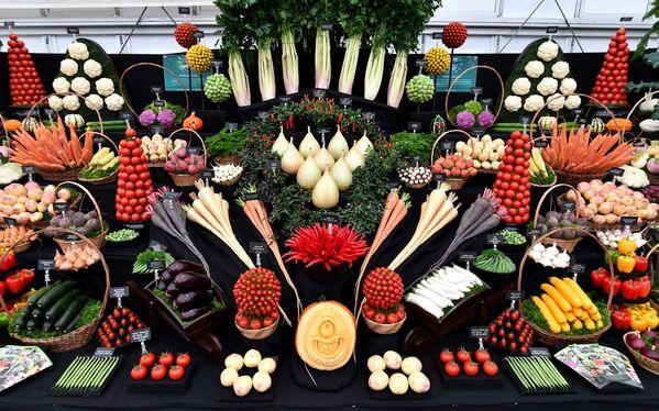 Выставка цветов Chelsea Flower Show - Sputnik Беларусь