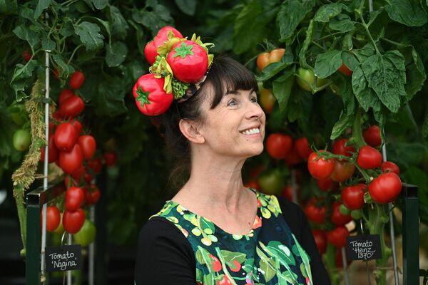 Раз ужо выставу перанеслі на восень, садоўнікі падрыхтавалі не толькі кветкавыя кампазіцыі. - Sputnik Беларусь