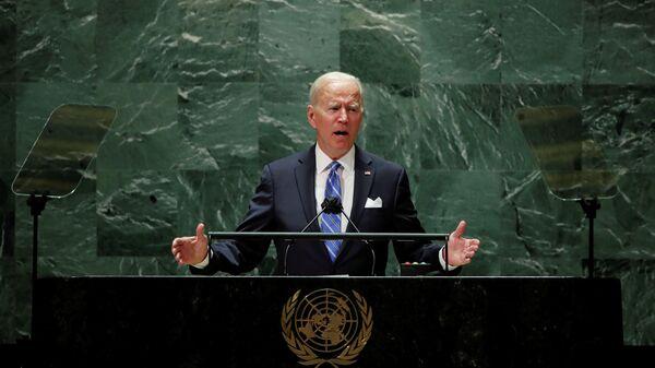 Президент США Джо Байден - Sputnik Беларусь