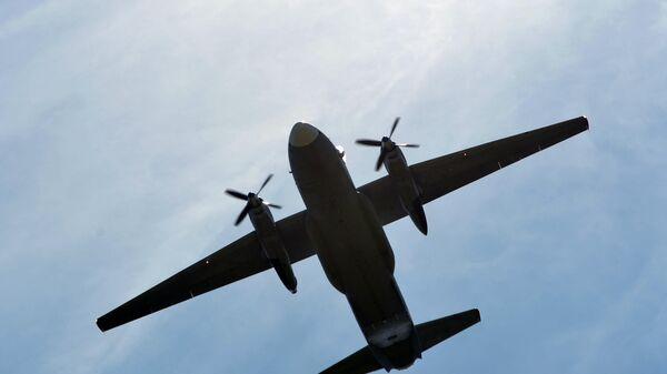 Самолет Ан-26, архивное фото - Sputnik Беларусь