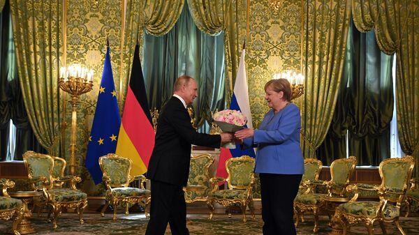 Как Германия изменит отношения с Россией и Беларусью при новом канцлере - Sputnik Беларусь