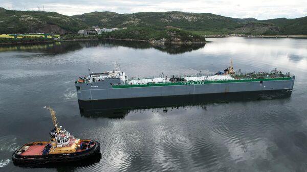 Транспортировка атомной подводной лодки К-3 в Кронштадт - Sputnik Беларусь
