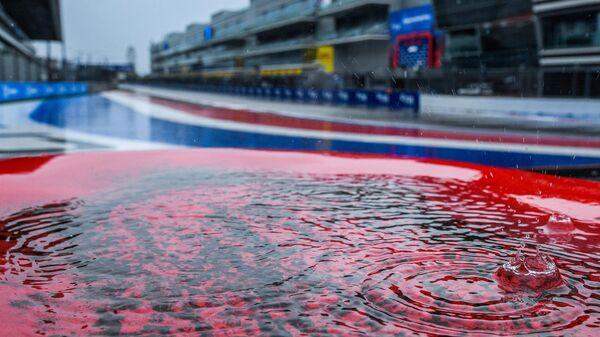 Из-за дождя отменены мероприятия Гран-при России - Sputnik Беларусь