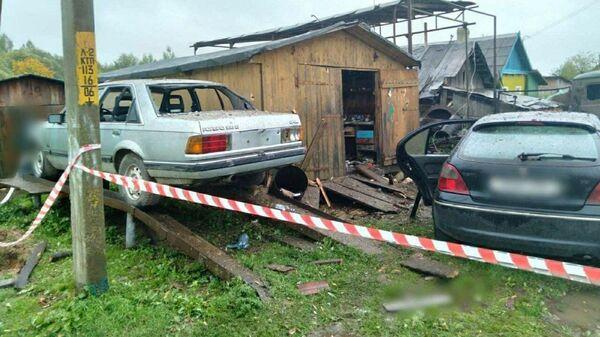 В Шумилинском районе от взрыва снаряда погиб мужчина - Sputnik Беларусь