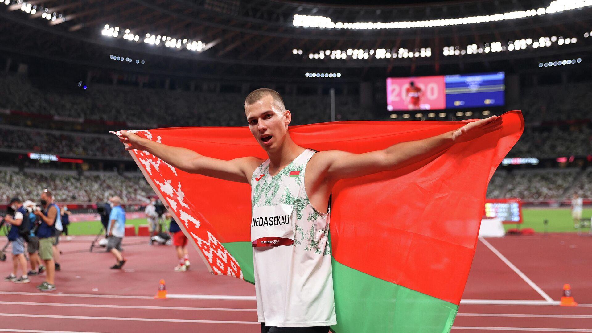 Максим Недосеков - Sputnik Беларусь, 1920, 26.09.2021