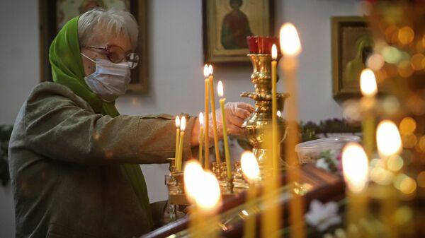 Осипов: Животворящий Крест Господень – орудие против тошнотворных бесов - Sputnik Беларусь