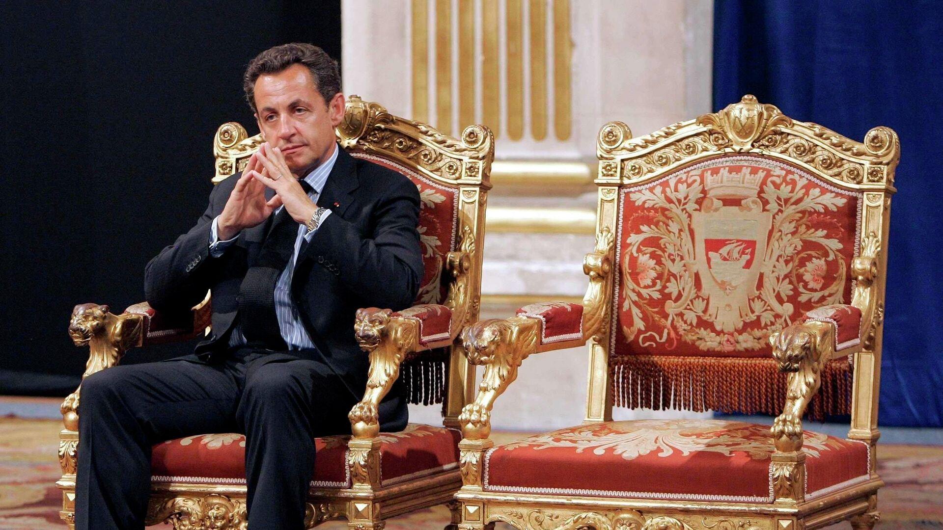Николя Саркози - Sputnik Беларусь, 1920, 30.09.2021