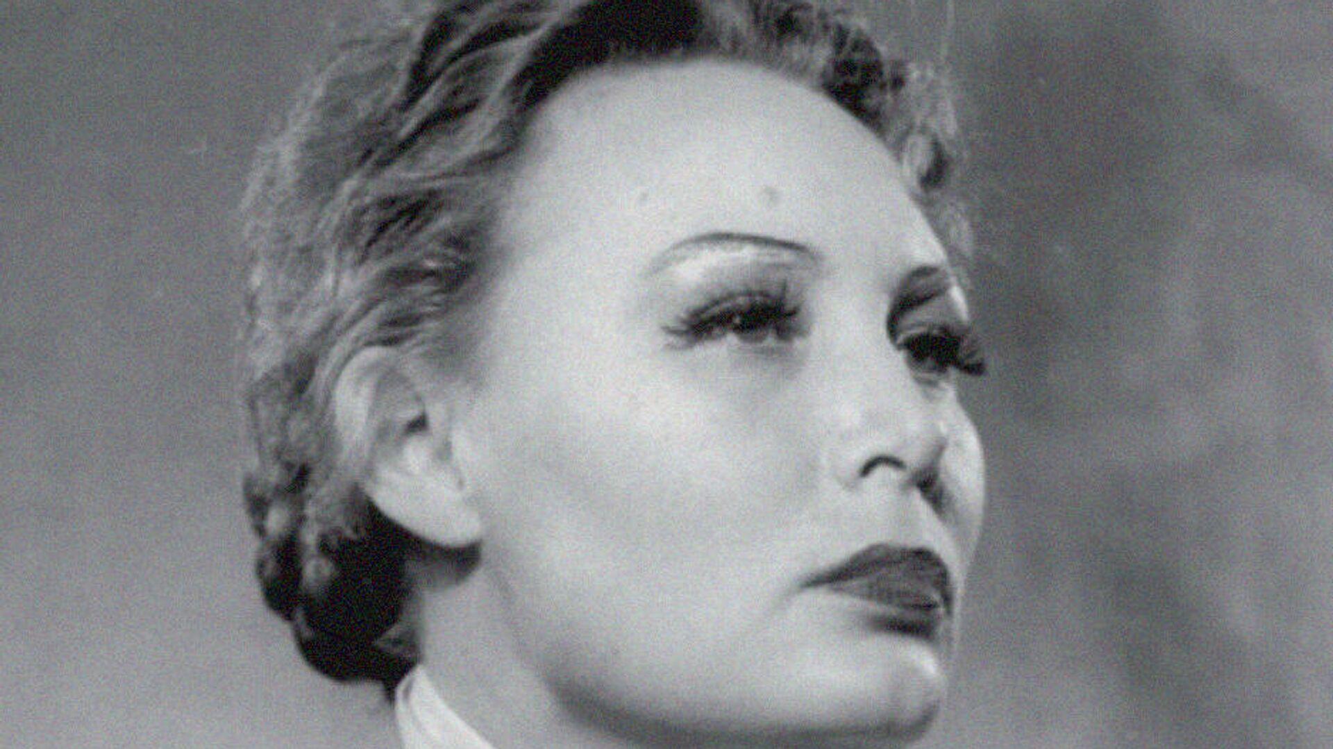 Актриса Александра Климова  - Sputnik Беларусь, 1920, 01.10.2021