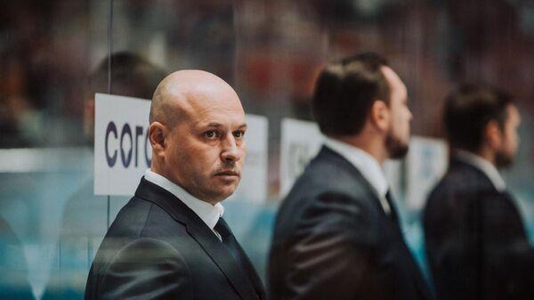 Российский хоккейный тренер Евгений Ставровский - Sputnik Беларусь
