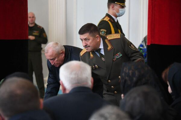 Генерал-лейтенант Вадим Зайцев, глава КГБ Беларуси в 2008-2012 годы - Sputnik Беларусь
