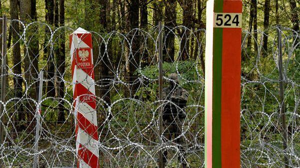 Беларуска-польская мяжа - Sputnik Беларусь