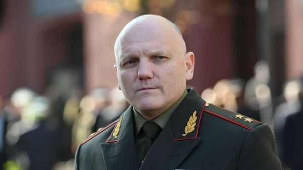 Глава Комитета госбезопасности Беларусь Иван Тертель - Sputnik Беларусь