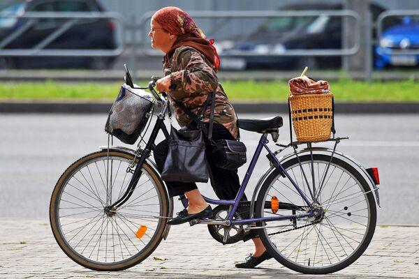 В городской местности проживают 71,4%, в сельской – 28,6% пожилых людей. - Sputnik Беларусь