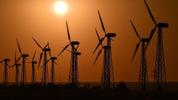 Пераход на 100% зялёнай энергіі - ці ёсць сэнс і рэальная выгада? - Sputnik Беларусь