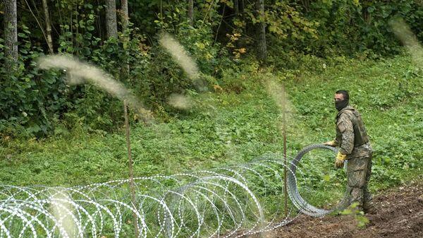 Чем опасна ситуация в обществе и на границах Союзного государства? - Sputnik Беларусь