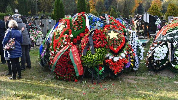 Как прошли похороны погибшего офицера КГБ - Sputnik Беларусь
