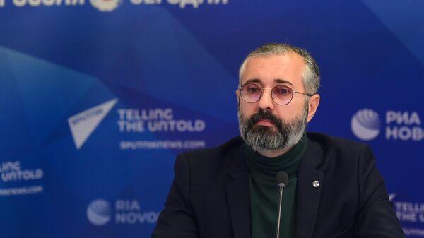 Секретарь Союза журналистов России Тимур Шафир  - Sputnik Беларусь
