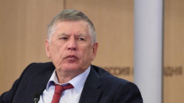 Генеральный директор и главный редактор ИД Комсомольская правда Владимир Сунгоркин - Sputnik Беларусь