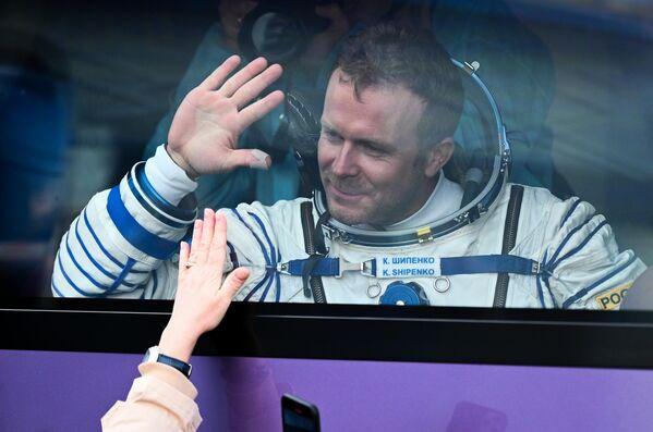 Примерно через 9 с половиной минут корабль окажется на околоземной орбите и возьмет курс на МКС.  - Sputnik Беларусь