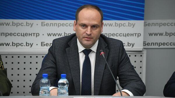 Дырэктар Дэпартамента па авіяцыі Арцём Сікорскі - Sputnik Беларусь