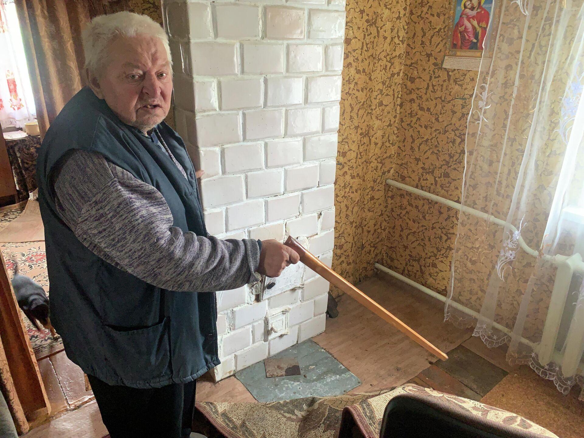 На улице Железнодорожной, 16 вода появилась в доме и стояла две недели - Sputnik Беларусь, 1920, 06.10.2021