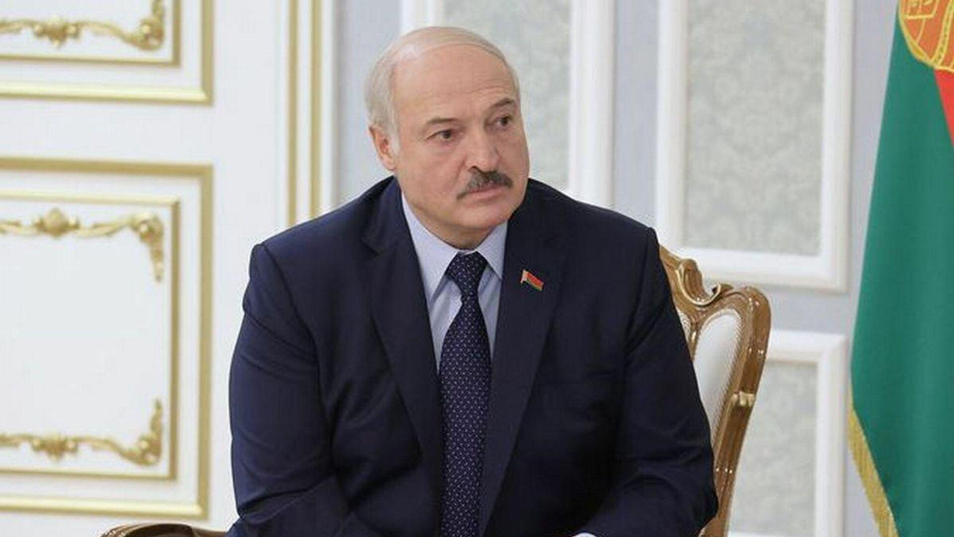 Президент Беларуси Александр Лукашенко - Sputnik Беларусь, 1920, 14.10.2021