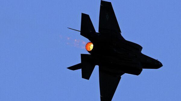 Американский самолет F-35A, архивное фото - Sputnik Беларусь