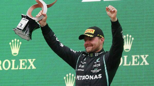 Валттери Боттас выиграл Гран-при Турции - Sputnik Беларусь