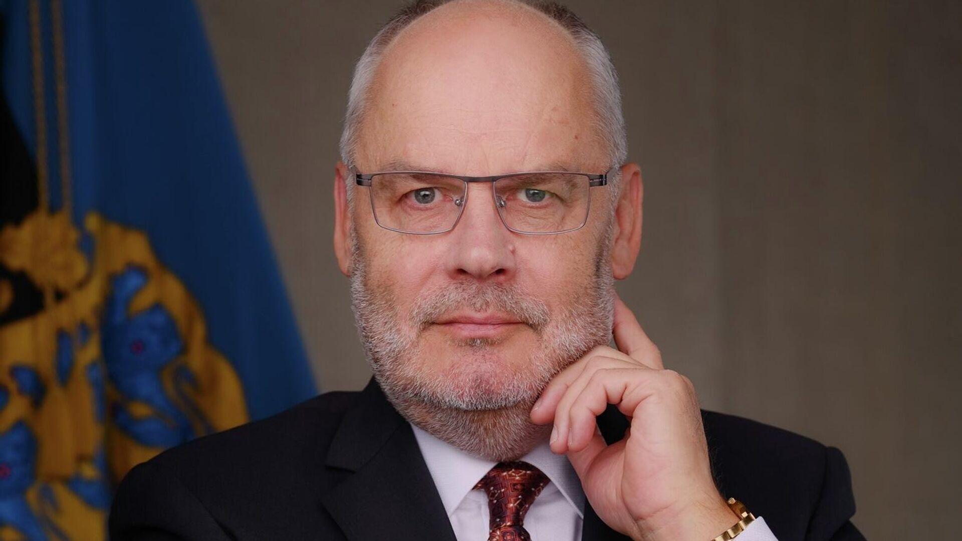 Новый президент Эстонии Алар Карис  - Sputnik Беларусь, 1920, 11.10.2021