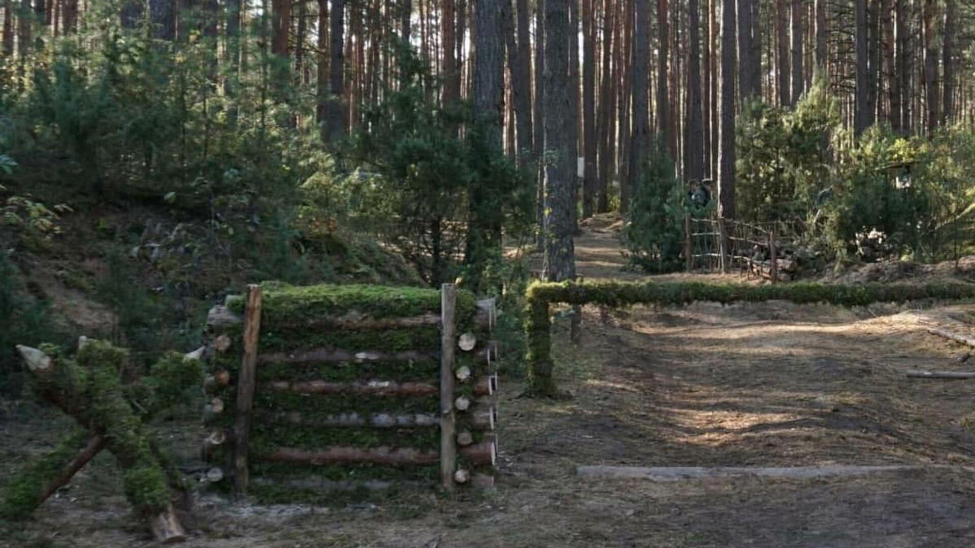 На полигоне Обуз-Лесновский пройдет командно-штабное учение - Sputnik Беларусь, 1920, 12.10.2021