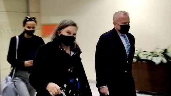 Замгоссекретаря США Виктория Нуланд прибыла в Москву с рабочим визитом - Sputnik Беларусь