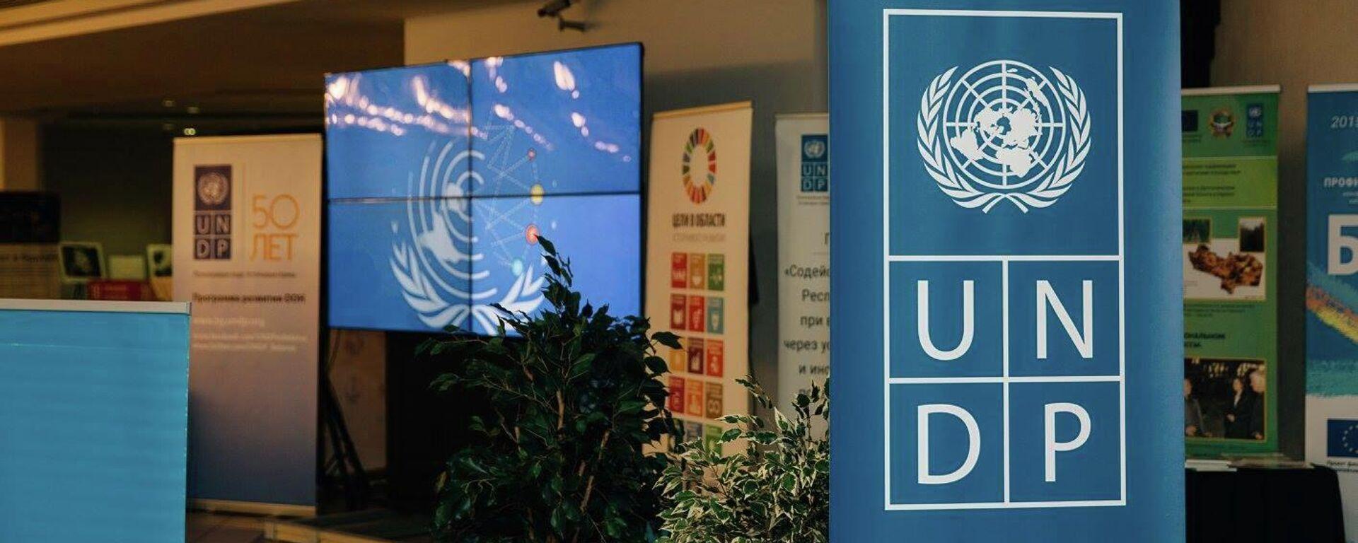 В офисе ООН в Беларуси - Sputnik Беларусь, 1920, 13.10.2021