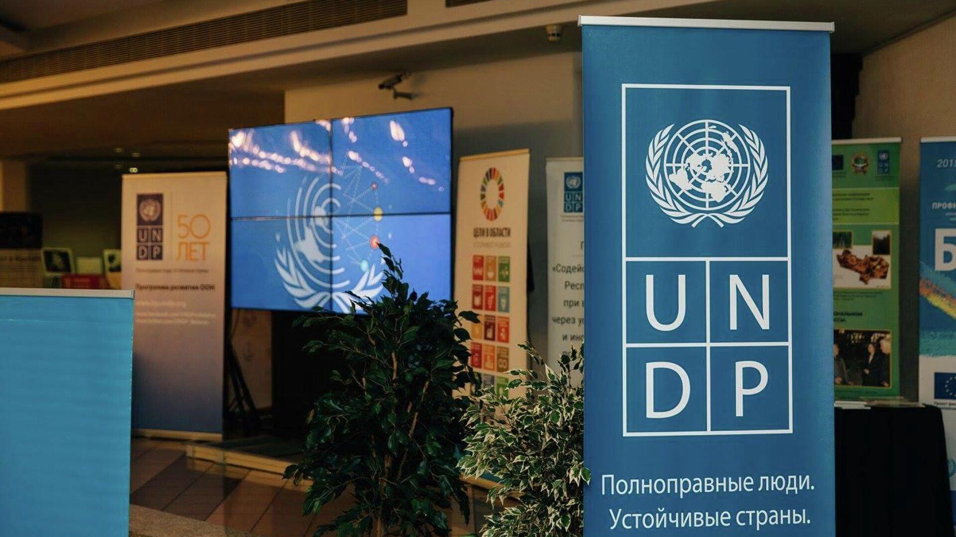 В офисе ООН в Беларуси - Sputnik Беларусь, 1920, 12.10.2021