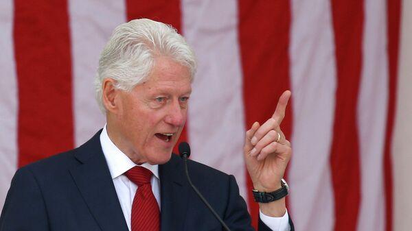 Билл Клинтон - Sputnik Беларусь