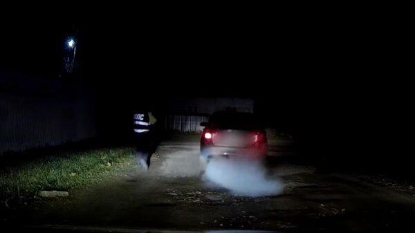 Погоня за таксистом в Могилеве закончилась стрельбой  - Sputnik Беларусь