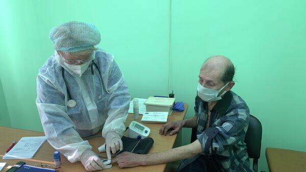 Вакцинация бездомных в Гродно - Sputnik Беларусь