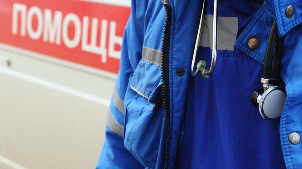 Фонендоскопом ковидную пневмонию не услышать, предупредил врач - Sputnik Беларусь