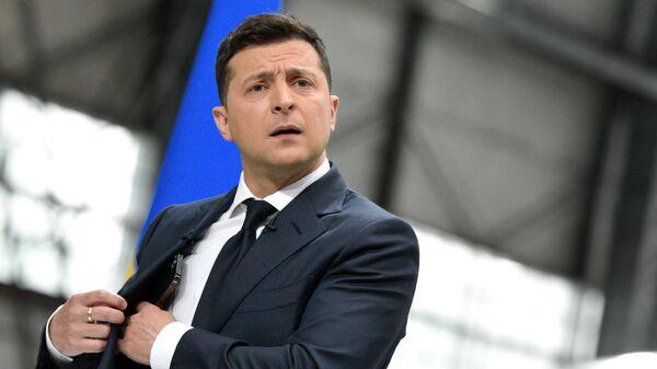 Политолог назвал главную ошибку Зеленского в отношениях с Россией и Беларусью - Sputnik Беларусь