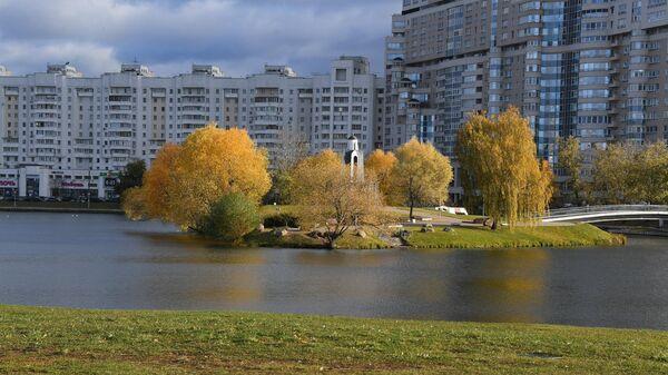 Восень у Мінску - Sputnik Беларусь