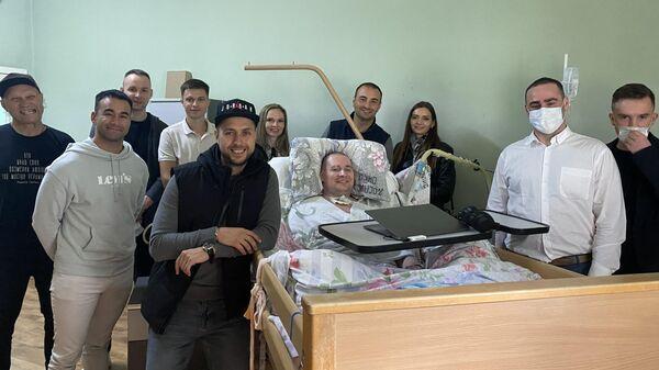 По мотивам Глухого пролета: как парализованный DJ вдохновляет людей - Sputnik Беларусь