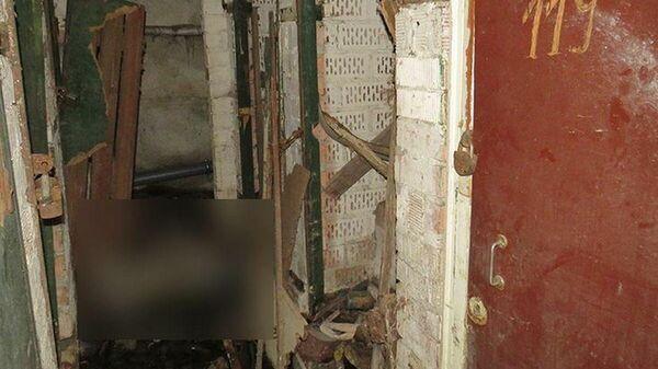 В подвале многоквартирного дома в Пинске нашли мумифицированное тело  - Sputnik Беларусь