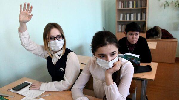 Школьники старших классов  - Sputnik Беларусь
