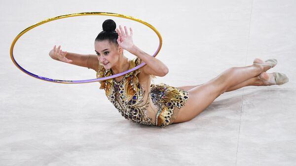 Олимпиада-2020. Художественная гимнастика. Индивидуальное многоборье - Sputnik Беларусь