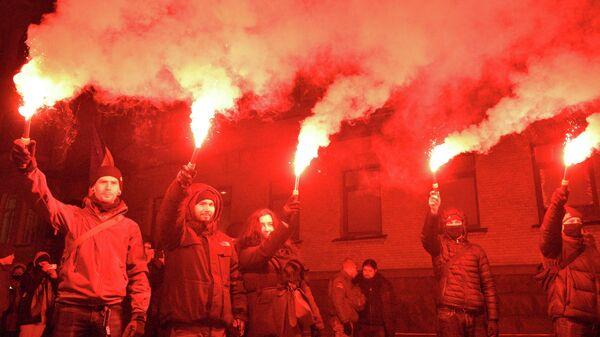 На Украине анонсирован новый Майдан: протестующие озвучили требования - Sputnik Беларусь