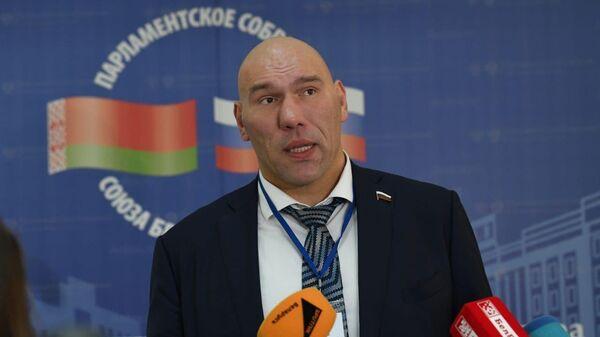 Николай Валуев - Sputnik Беларусь
