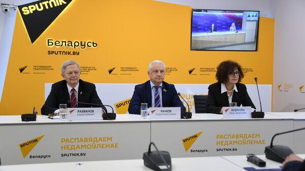 Интеграция России и Беларуси: мнения экспертов о подписании Союзных программ - Sputnik Беларусь