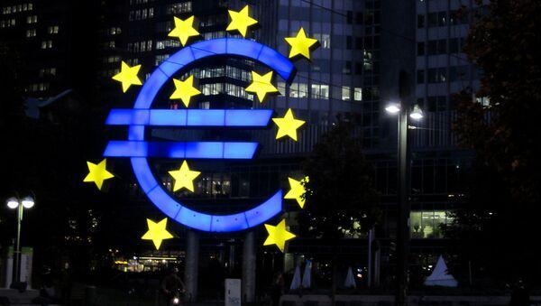 Еврозона - Sputnik Беларусь