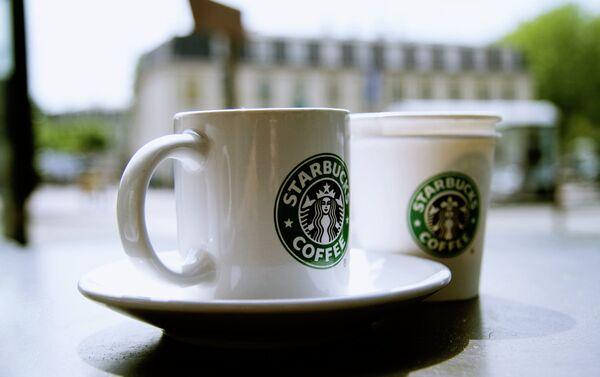 Кафэ Starbucks - Sputnik Беларусь